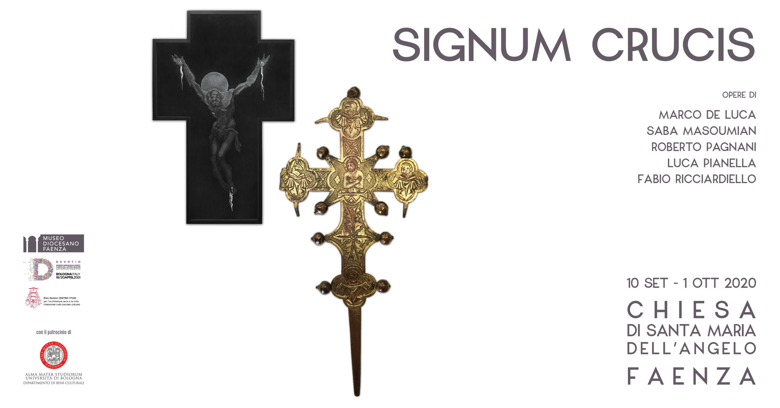 Signum Crucis - Museo Diocesano Faenza